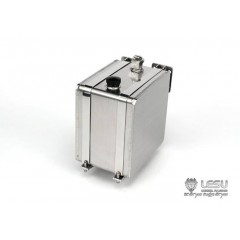 Lesu 1:14 New design square stainless steel fuel tank 36mm