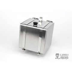 Lesu 1:14 New design square stainless steel fuel tank 52.5mm