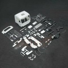 Lesu 1:14 scale MAN Day Cab kit