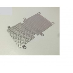 1:14 scale SCANIA 4 x 2 metal rear chequer plate chassis cover