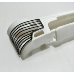 1:14 metal Mercedes Arocs headlight guards