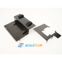 ScaleClub 1:14 MAN cab interior metal plates