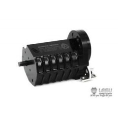 NEW FROM Lesu! 1:14 Full metal 3 speed planetary gear-box and reducer, 1/14 ratio