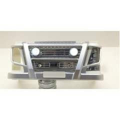 1:14 Full metal VOLVO FH16 front bull bar with LED spotlights