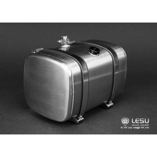 Lesu 1:14 New design stainless steel fuel tank 72mm