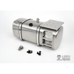 NEW!! Lesu 1:14 New design stainless steel fuel tank 130MM & ad blue