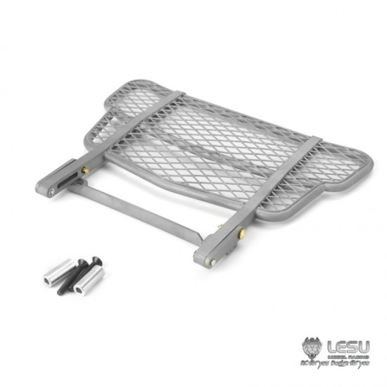 New from Lesu! 1:14 Merc ACTROS hinged Front bull bar. Full metal