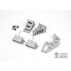 Lesu 1:14 Full metal wheel chock set. Universal fit