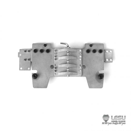 New from Lesu 1:14 metal front tow hitch coupling set SCANIA R470 R620 Highline
