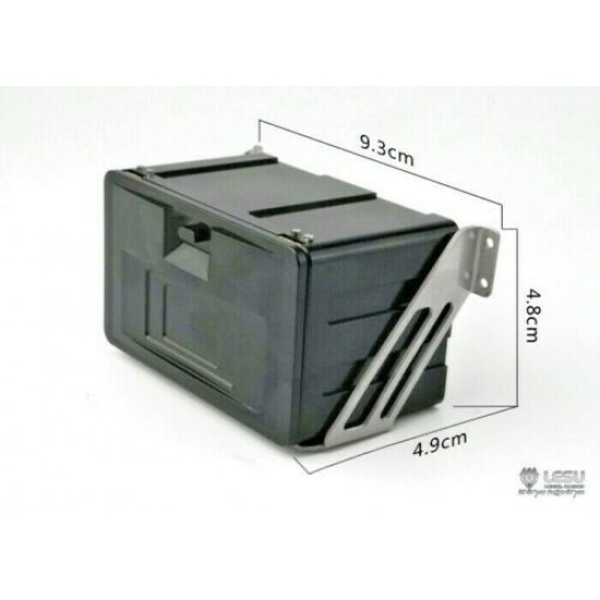 Lesu 1:14 New design universal full metal storage box
