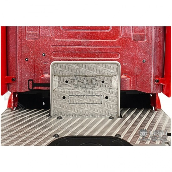 Lesu 1:14 Universal Chequer plate compressed air equipment carrier/suzie rack