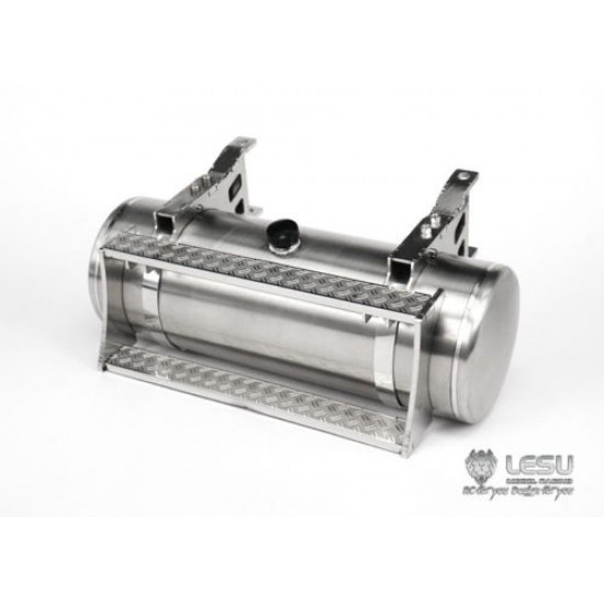 Lesu 1:14 new style, super scale detail metal 110mm fuel tank with steps