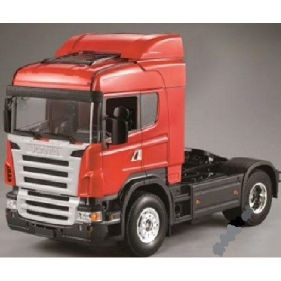 NEW FROM HH! 1:14 scale R470 4x2 SCANIA Truck kit