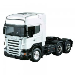 HH 1:14 scale R620 6x4 SCANIA Cab kit inc TOPLINE ROOF
