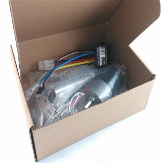 HH 1:14 Universal complete electric tipping kit