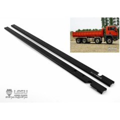 Lesu 1:14 Ro Ro Tipper truck metal upgrade 8x4 or 8x8 chassis rails. 600mm