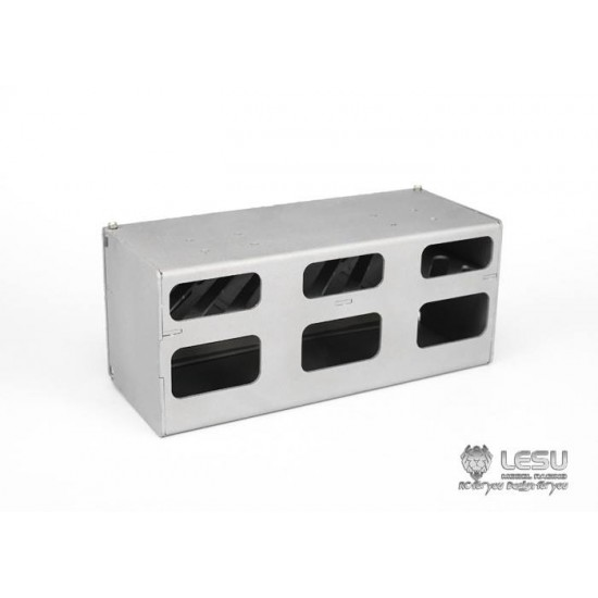 Lesu 1:14 New design universal Metal Tool box