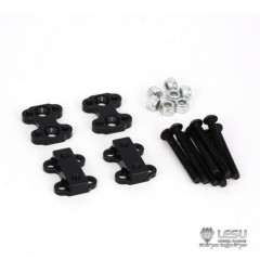 Lesu 1:14 full metal front axle suspension fastner set