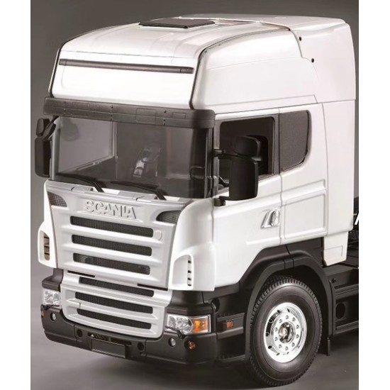 HH 1:14 SCANIA topline roof. Fits all Tamiya Scania R620/R470 cabs
