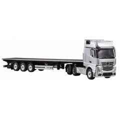 HH 1:14 3 Axle Flatbed Semi-Trailer Kit
