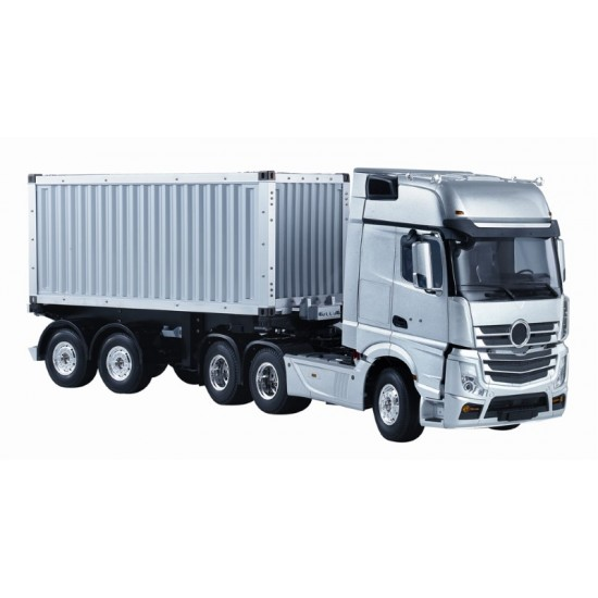 HH 1:14 scale 20 Foot Container and Semi-Trailer Kit