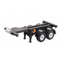 HH 1:14 scale 20 Foot Semi-Trailer Kit