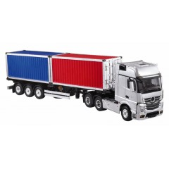 Twin 20 Foot Container and 40 Foot Semi-Trailer Kit