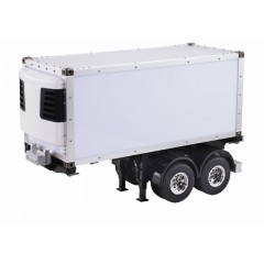 HH 1:14 scale 20 Ft Trailer and 20 Ft box reefa Kit