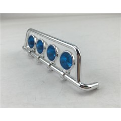 HH 1:14 plastic bottom light bar for SCANIA (round lights)