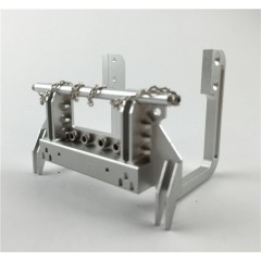 HH 1:14 Full metal Scania bull bar and chain