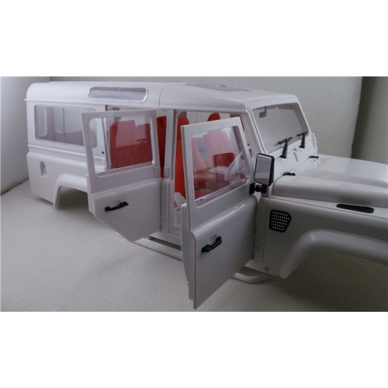 JG RC 1:10 D110 Defender Station Wagon Hard Body kit