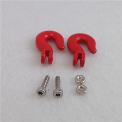 JG RC 1:10 metal tow hooks (pair)