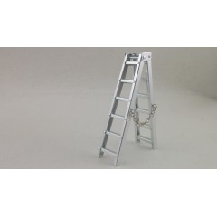 JG RC 1:10 metal step ladder 10cm x 2cm x 2.6cm