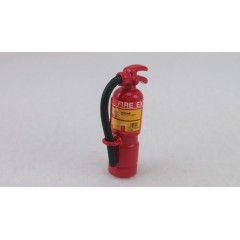 JG RC 1:10 metal fire extinguisher