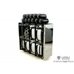 Lesu 1:14 full metal Heavy Hauler power pack/tank unit: Scania