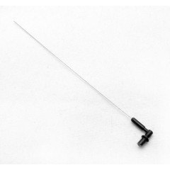 HH /  Lesu 1:14 SCANIA style universal Roof Aerial / Antenna (black)