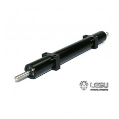 Lesu 1:14 Metal axle 140mm long (tag axle)