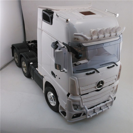 HH 1:14 scale Actros 6x4 Truck Kit. NEW 3363 version