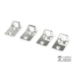 Lesu 1:14 metal leaf spring bracket set